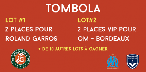 Tombola USSPA 2016